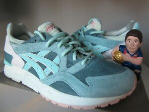 huge discount 9d4c4 13f23 Details about Ronnie Fieg x Asics Gel-Lyte V Sage H42JK-8185 Sz 11 Dark  Green Mint VNDS Kith