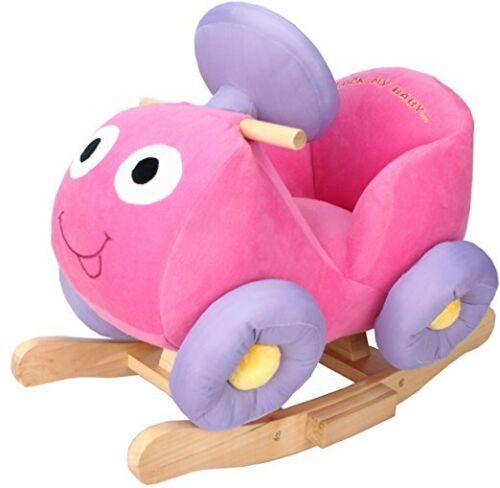 Töff Töff rosa Schaukelfahrzeug Knorr Baby Knorr toys 60018