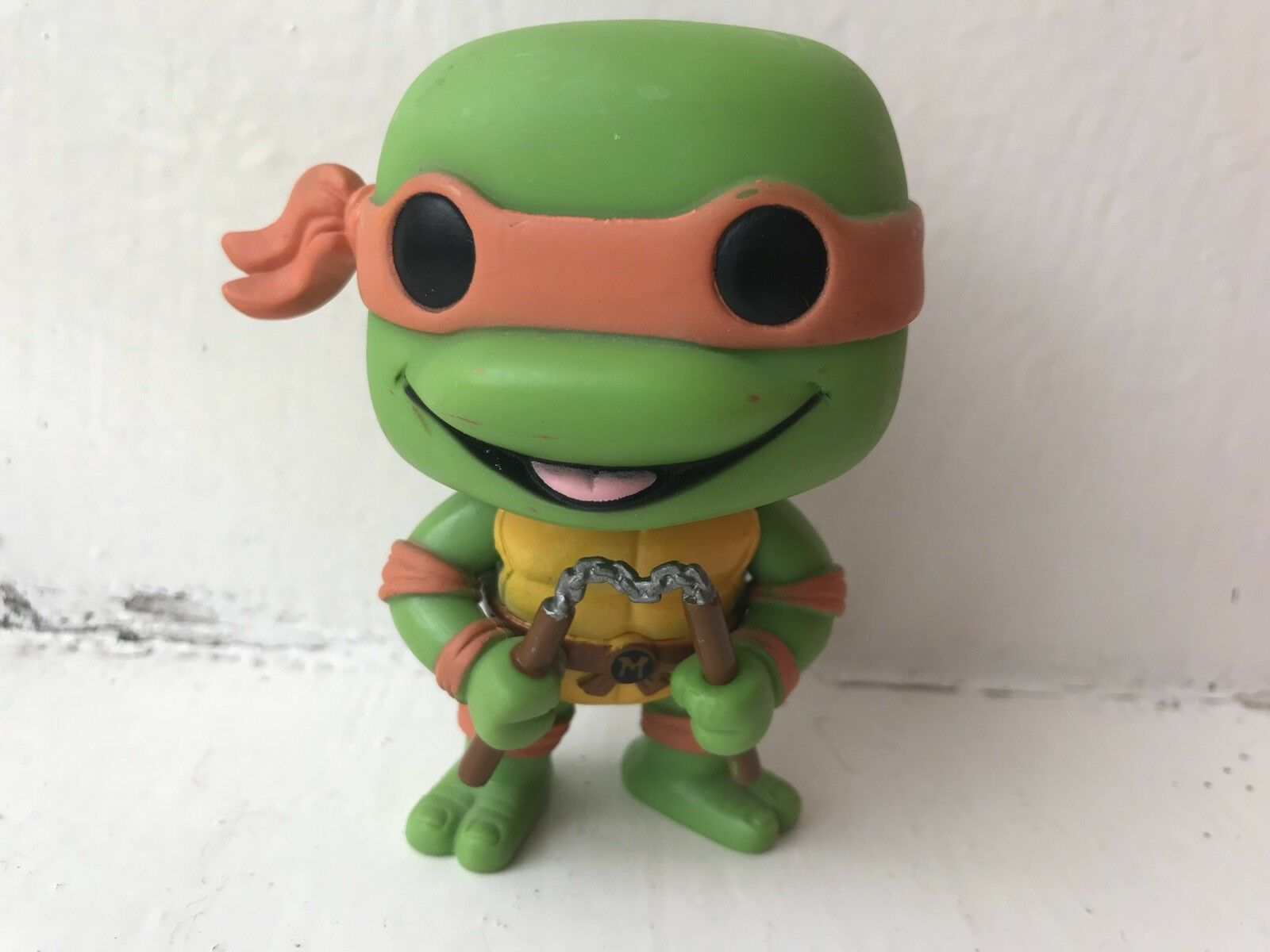 FUNKO POP VINYL TEENAGE MUTANT NINJA TURTLES TMNT MICHELANGELO  62 FIGURE SERIES