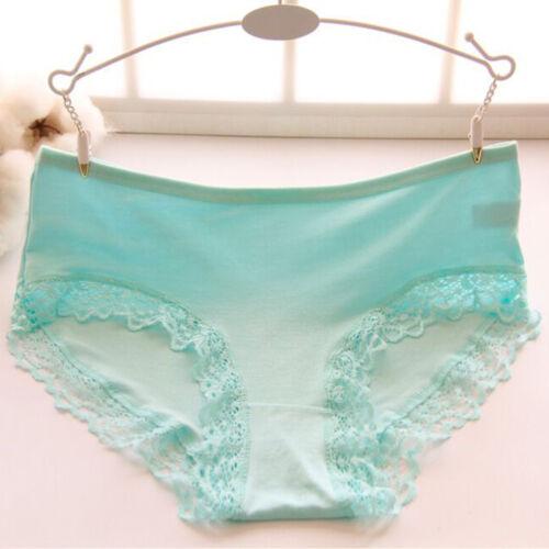 6er Damen XL Slips Soft BAUMWOLLE Pants UNTERWÄSCHE Hotpants Panties Unterhosen