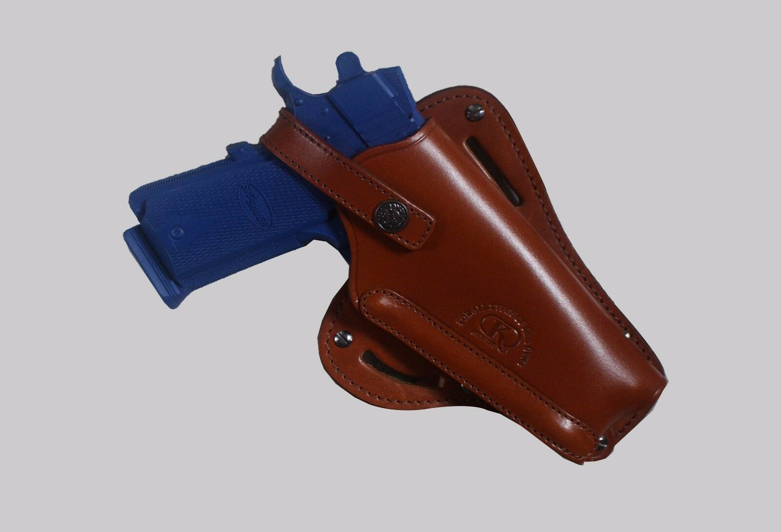 K445-CZ Horizontal & - Vertical Shoulder & Horizontal Belt Holster Fits CZ 75 (3in1) ce90a4