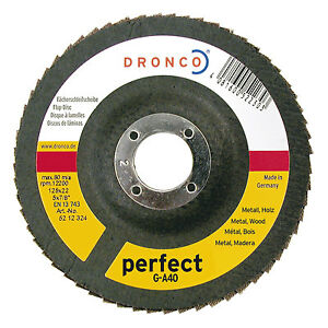 "1 Pièces Matières Disque Abrasif Dronco Perfect 120 ø125x22,23mm-cheibe Dronco Perfect 120 Ø125x22,23mm"" Data-mtsrclang=""fr-fr"" Href=""#"" Onclick=""return False;"">afficher Le Titre D'origine Fvf0xvzy-07212711-372429678"
