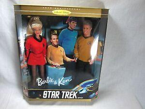 STAR-TREK-BARBIE-AND-KEN-GIFT-SET-30TH-ANNIVERSARY-UNOPENED-MINT-CONDITION-BOX