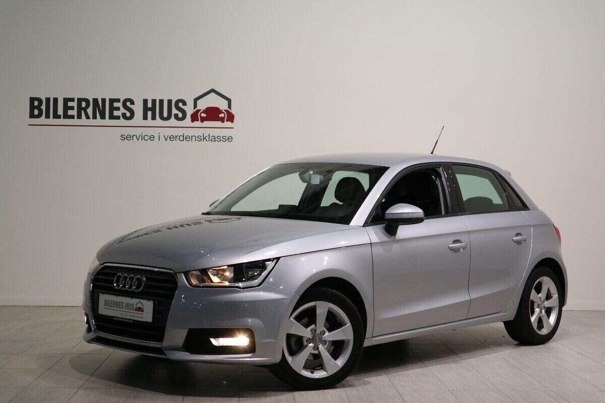 Audi A1 Billede 5