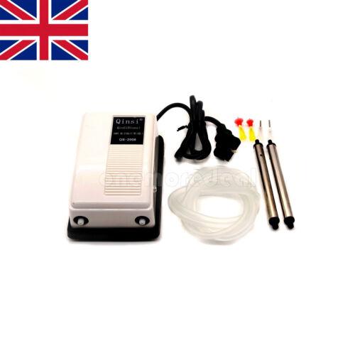 AC 220 V Pick and Place pluma De Succión De Vacío Herramienta para SMT SMD QS2008 Reino Unido Envío