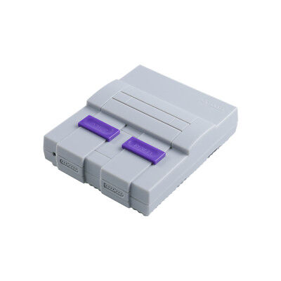 2//B SNES Raspberry Pi Case Functional Power Reset Button Cooling Fan For Pi 3