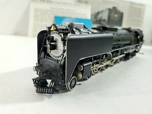 HO-Scale-Brass-Key-Model-Imports-Union-Pacific-4-8-4-Northern