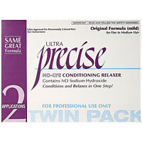 Ultra Precise No Lye Conditioning Relaxer No Sodium Hydroxide 2 Application Mild