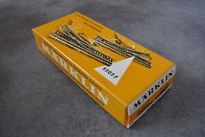 MARKLIN-5202-Accessoires-TRAIN-HO-Rail-2-aiguillages-electromagnetiques-points