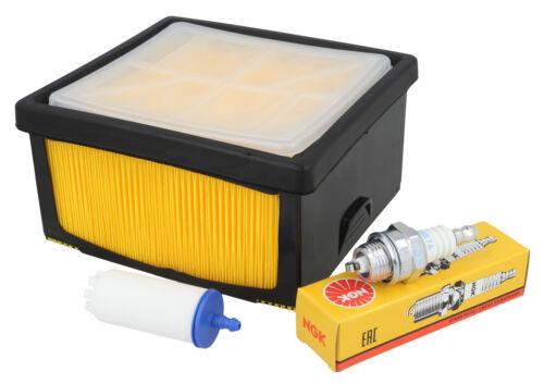 Fuel filter Service Kit Fits HUSQVARNA K760 Spark Plug Air Filter K770