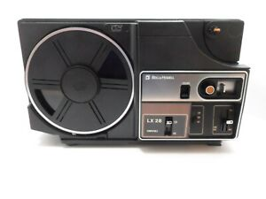 Vintage-Bell-and-Howell-LX-28-Super-8-Movie-Projector