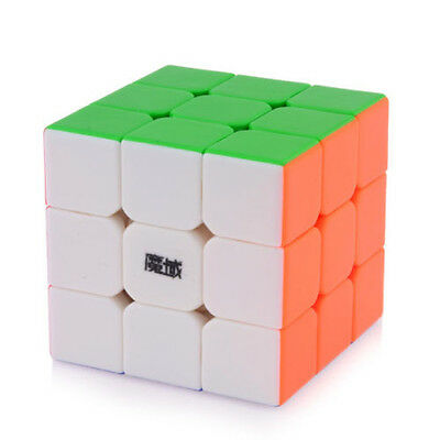 New YJ MoYu Weilong V2 Strengthened Version 3x3 Magic Cube Toy Stickerless 5.7cm
