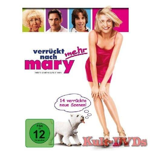 Verrückt nach Mary (Extended Edition)(DVD) Cameron Diaz, Ben Stiller *Neu+OVP*
