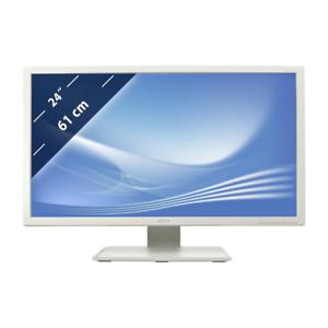 """Acer TFT LED Monitor 24"""" B243HL wmdr Full HD VGA DVI Lautsprecher 61 cm 24 Zoll"""