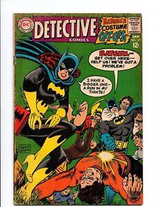 Detective-Comics-371-DC-Jan-1968-Batgirl-Barbara-Gordon-Batman-Robin-OFFER