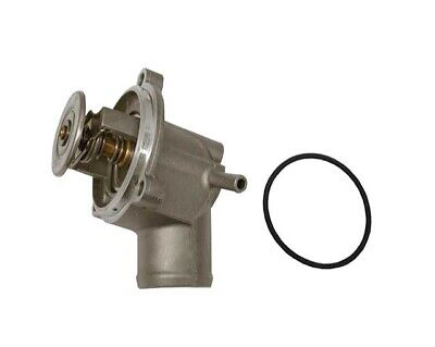 111 200 17 15 87 deg. C Thermostat with Outlet and Seal Wahler 4414.87D
