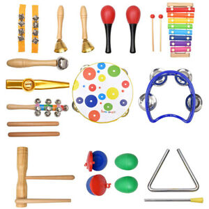 Kids-Baby-Percussion-Educational-Set-Toddler-Musical-Instrument-Toy-f-Boys-Girls