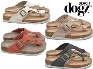 Ladies Summer Sandals Soft Footbed