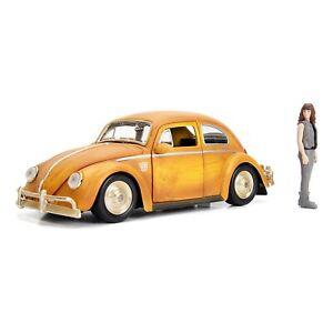 Jada-Toys-Hollywood-Rides-Transformers-Bumblebee-Beetle-Die-Cast-Set-NEW