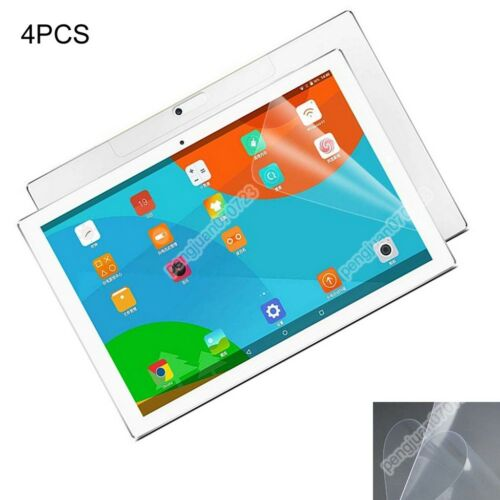 4PCS LCD Screen Protector Plastic Guard Film For Teclast  P10 Tablet