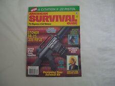 American Survival Guide Magazine March 1994