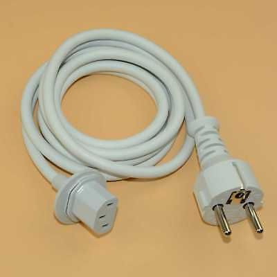 """New Apple iMac Intel G5 17/"""" 20/"""" 21.5/"""" 24/"""" 27/"""" Extension Power Supply Cord Cable"""