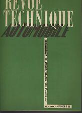 (C2)REVUE TECHNIQUE AUTOMOBILE CITROEN T23 LU et RU