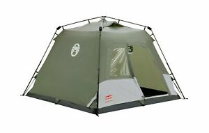 Coleman 2000009566 Water Repellent Outdoor Pop-up Tent - Green