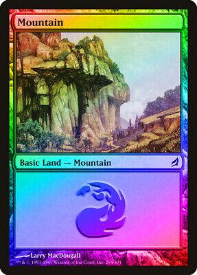 290 Swamp FOIL Lorwyn NM Basic Land MAGIC THE GATHERING MTG CARD ABUGames