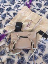 NWT Botkier Crossbody Wristlet Convertible Handbag Latte Current Retail $148