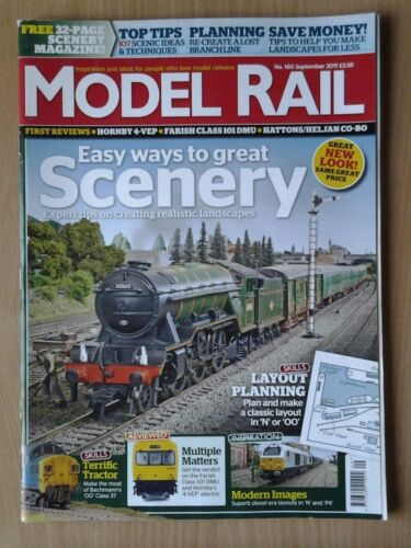 Model Rail Magazine Various Issues 2011
