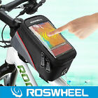 Cycling Frame Pannier Front Tube Bag For Cell Phone Bicycle Bike Touch Screen