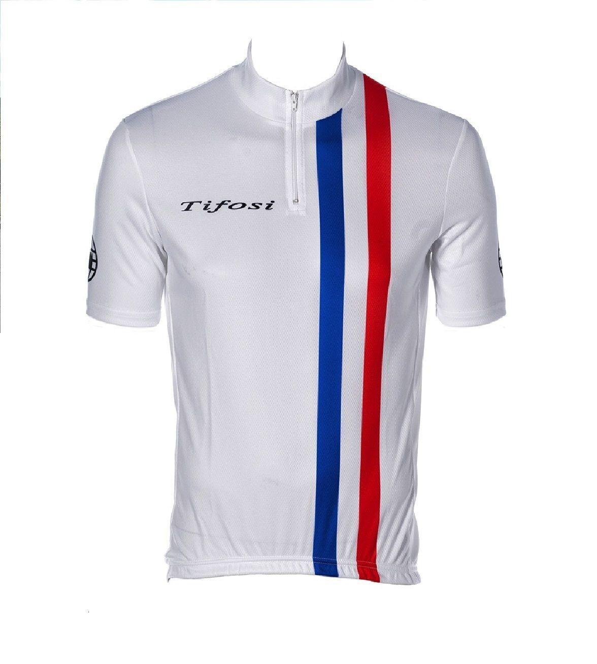 Nalini Tifosi Retro Short Sleeve Cycling Jersey S-M-XL