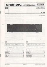 Grundig Service Anleitung Manual V 301   B915
