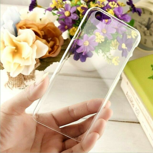 iPhone 6 6s 6 Plus and 6s Plus Transparent Crystal Clear Shell Case FREE Postage