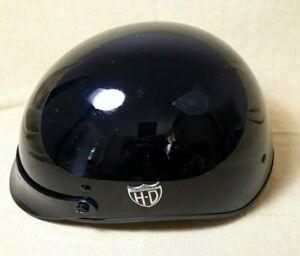 Harley Davidson Motorcycle Helmet Xs 53 54cm Ebay