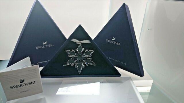 Swarovski Christmas Star 2020 Christmas Ornament 5511041 NEW