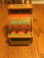 J. Chein & Co. Happy Day's Cash Register With Drawer