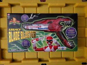Bandai Mighty Morphin Power Rangers Legacy Blade Blaster