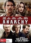 Anarchy (DVD, 2015)