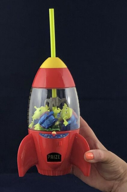 Disney Toy Story Space Crane Little Green Men PAPER CLIPS Alien from JAPAN