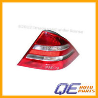Mercedes Benz S430 S500 S55 S600 2000 2001 2002 R & S Taillight Assembly