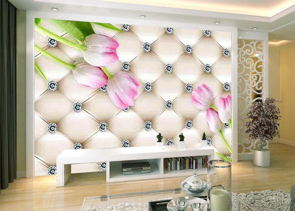 Full Bloom Of Life 3D Full Wall Mural Photo Wallpaper Printing Home Kids Decor