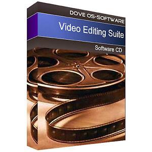 Dvdr editing software