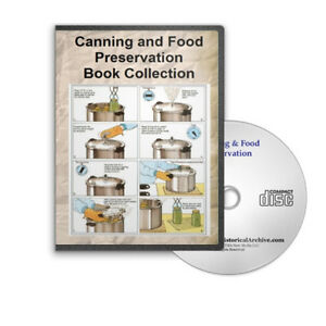 Home-Canning-Self-Sufficiency-Food-Recipes-Backwoods-Prepper-34-Book-Set-D201
