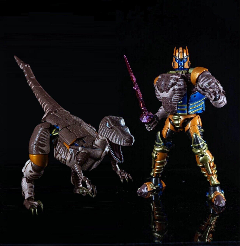 In magazzino BATTAGLIA DELLA BESTIA Dinobot capolavoro giocattoli MP41 MP41 knockcoff versione NUOVO
