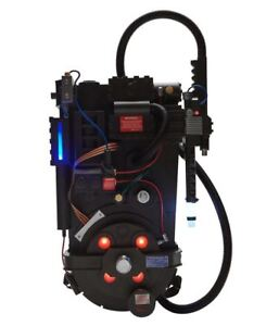 Details About Ghostbuster Deluxe Replica Proton Pack Halloween Decoration Movie Prop New