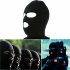 Balaclava Motorcycle Neck Winter Ski Full Face Mask Cover Hat Cap Black EA
