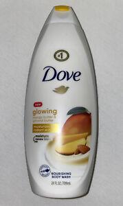 Dove Mango Butter Almond Butter Nourishing Body Wash 24 Oz Brand New Usaseller Ebay