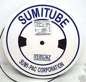 5x1m sumitube KSS F32 3.5 mm F32-3.5 K32-3.5 Chaleur Thermorétractable Tube 600 V 125 ℃ Noir